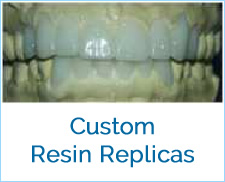 Resin Dental Replicas